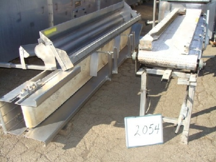 In-Line Slotted Can Filler #2054