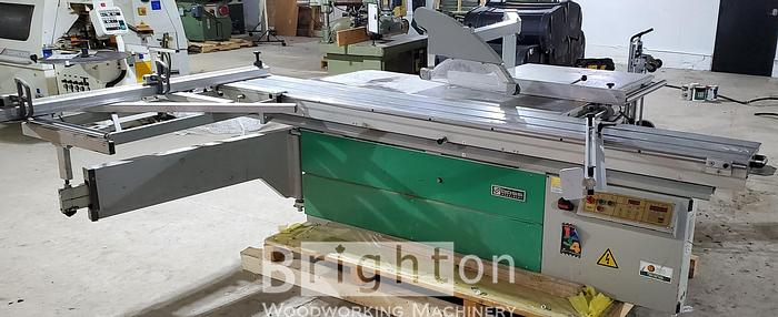 Used 2007 Boss Machinery P-3200 TA Used Sliding Table Saw