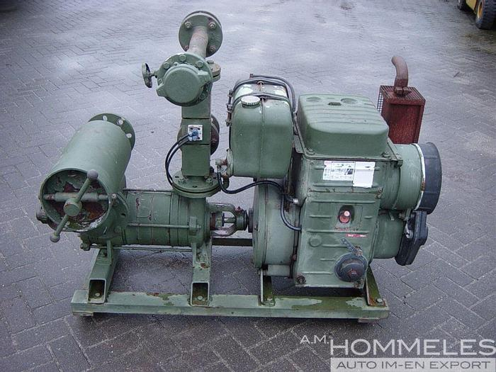 Used Sihi tkh a 6503