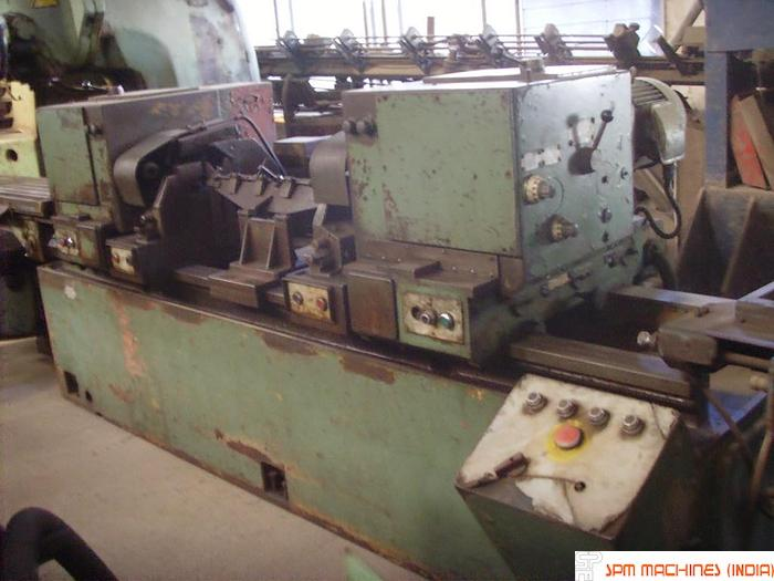 WMW Facing & Centering Machine