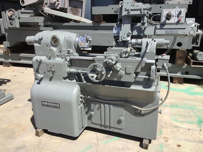 "12"" x 20""  Monarch Mdl. 10EE Toolroom Lathe"