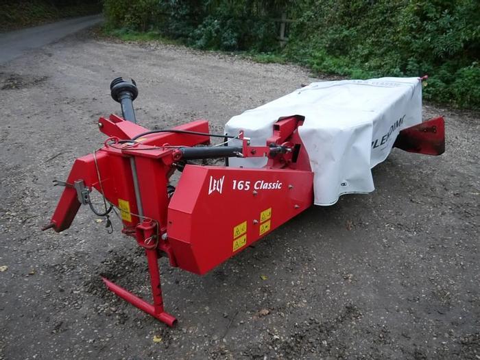 Used Lely Splendimo 165 Classic Mower