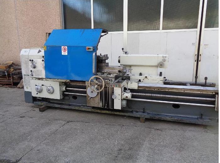 Usata TORNIO SHENYANG (MACHINE TOOL WORKS) DA 2000X520 ALTEZZA PUNTE #ITA4130