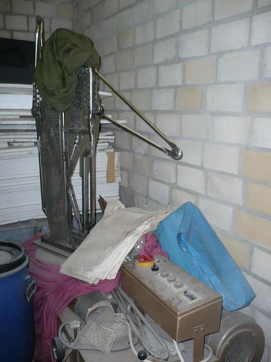 Gebraucht Dämpfpuppe EHEMANN  Bodyfix 2000