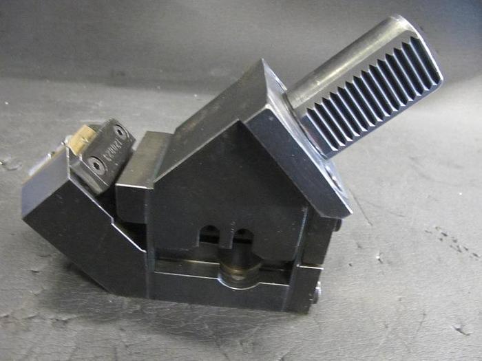 Gebraucht Rollier Werkzeug VDI 40 Werkzeugaufnahme Ecoroll