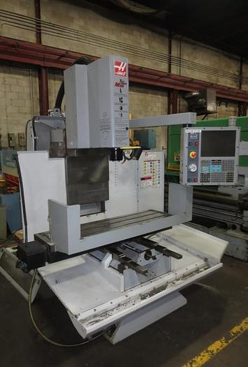 "Used 40""X, 20""Y, 16""Z, HAAS, TM-3, 2007, CNC VERTICAL MILL"