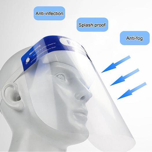 Covid 19 Gesicht Maske Beschlagfrei wiederverwendbar