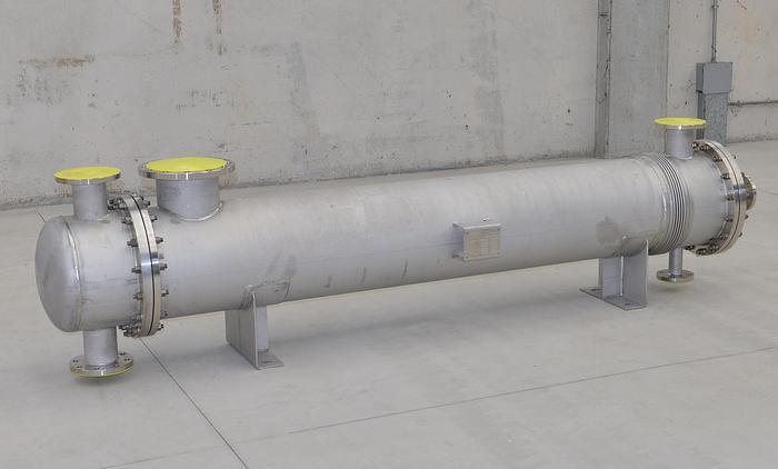 Scambiatore di calore COPRINOX da 30 metri quadrati