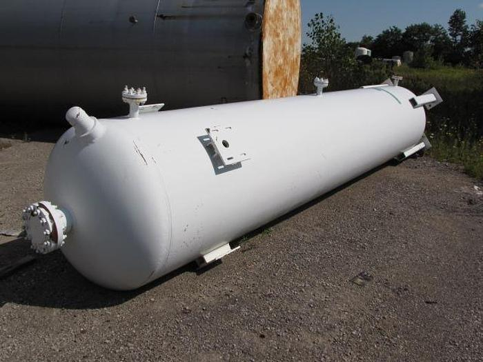 USED 2760 GALLON TANK (VESSEL), CARBON STEEL