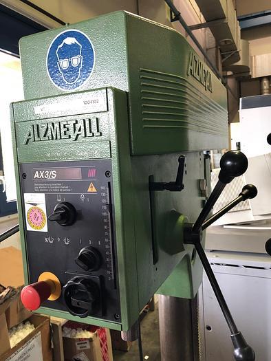 2000 Säulenbohrmaschine ALZMETALL  AX 3 /S