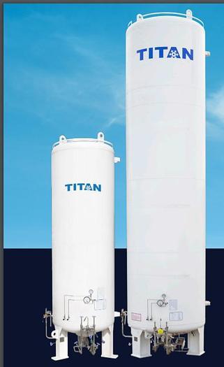 New Cyl-Tec Nitrogen, Oxygen, Argon, CO2 Vessels