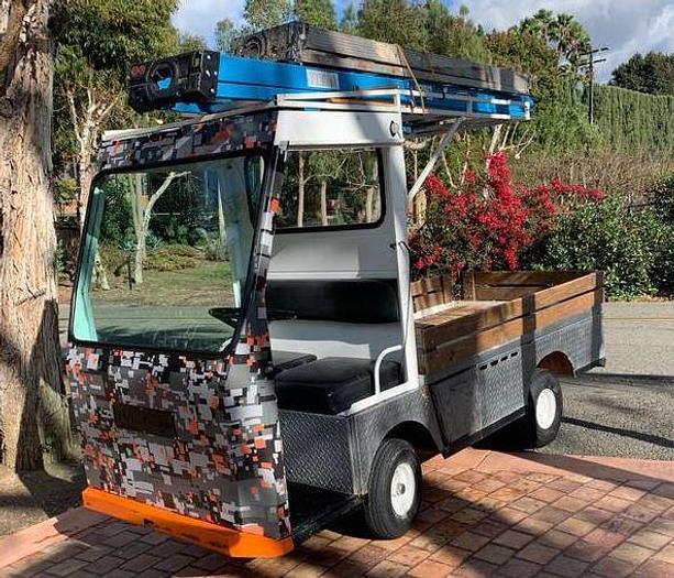 Used Taylor Dunn Cart B-200
