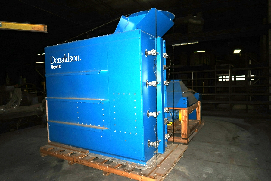 2017 TORIT DOWNFLOW CARTRIDGE DUST COLLECTOR (NEW-UNUSED)