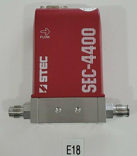 Used *PREOWNED* STEC SEC-4400M Mass Flow Controller 300 CCM GAS BCI3 MFG# 1321401497