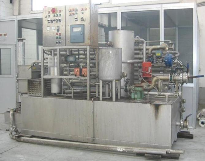 HANKS MERCERIZING MACHINE  NOT RECONDITIONED  JAEGGLI HL2000