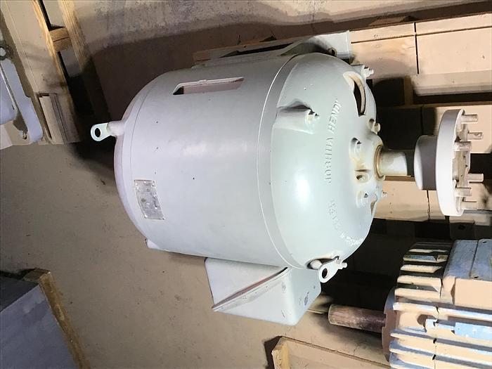 Crocker-Wheeler 30 HP/ 800 RPM