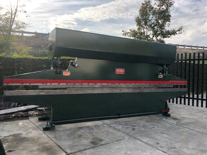 "Used 55 Ton, DREIS & KRUMP CHICAGO 1214-B, 242"" BENDING LENGTH, 160"" BTWN HOUSINGS [5286]"