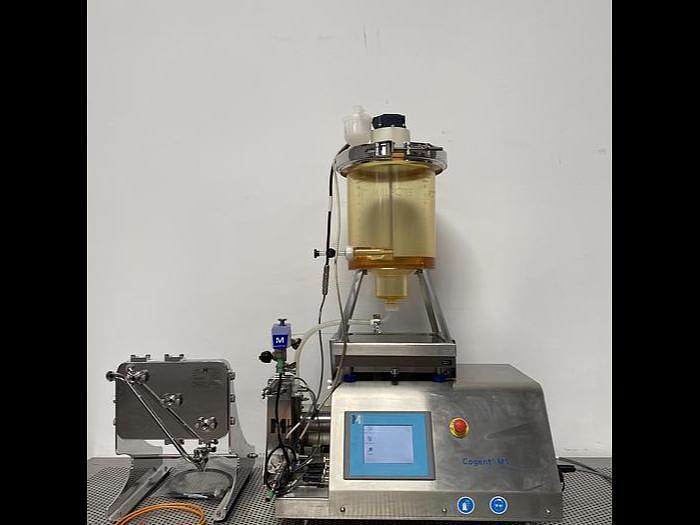Used 2012 Millipore CM06100 Cogent M1 TFF System 100V