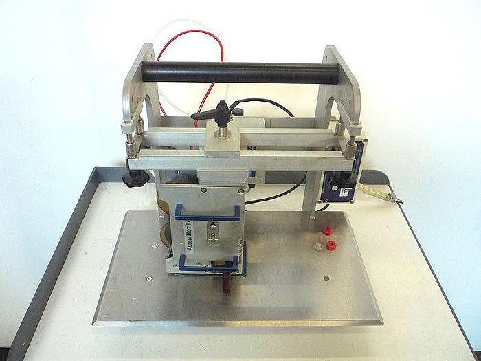 Used T 11953 E - Carton Coder ALLEN 5SA - Semi-Auto