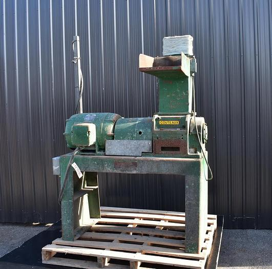 Used USED GRANULATOR, 15 HP