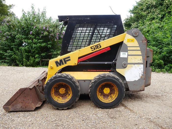 Massey Ferguson MF516 Skid Steer Loader