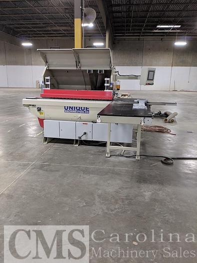 Used 2017 Unique 4522 Shaper