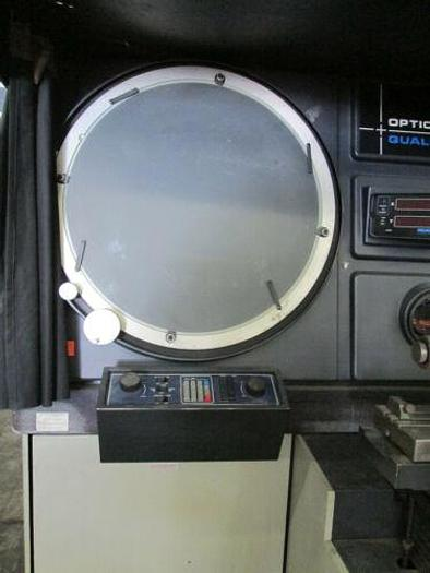 """OPTICOM QUALIFIER 30 OGPI 30"""" OPTICAL COMPARATOR, WITH PROJECTION II DRO"""