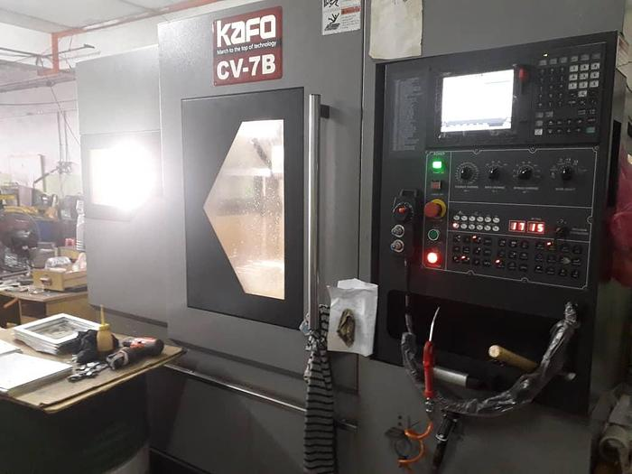 Used 2018 KAFO CV 7B CNC MILLING MACHINE CENTER