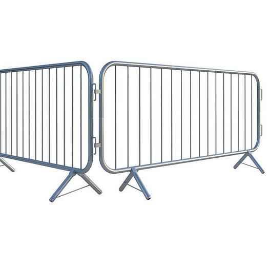 Used Pedestrian Barrier