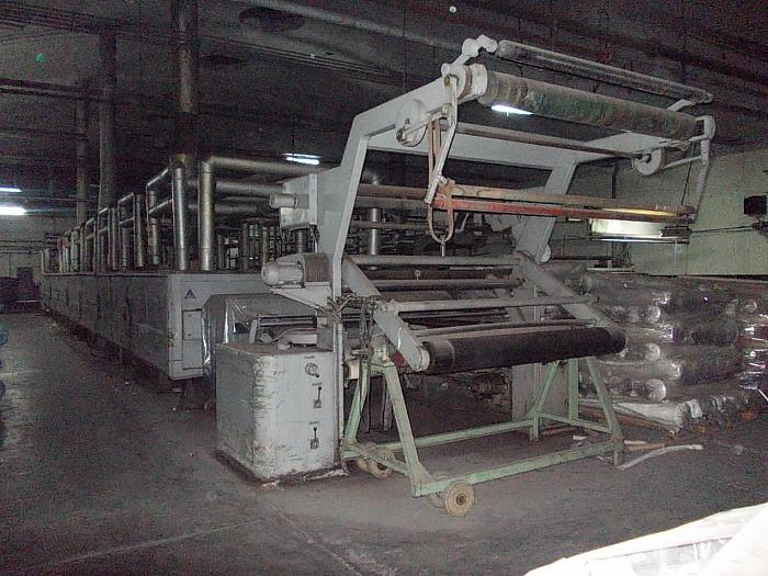 Stenter ARTOS 1800 mm 1970
