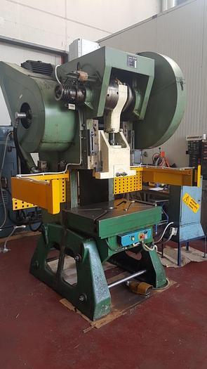 Usata Pressa ZANI 120 Tonn. meccanica a frizione pneumatica