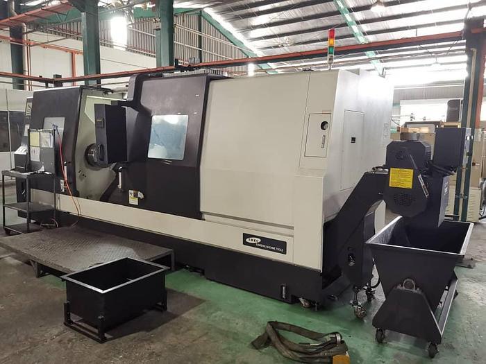 Used 2014 SEMC(SAMSUNG) PL-45L CNC TURNING MACHINE