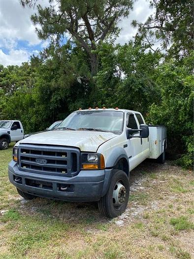 Used 2006 FORD F450 XL