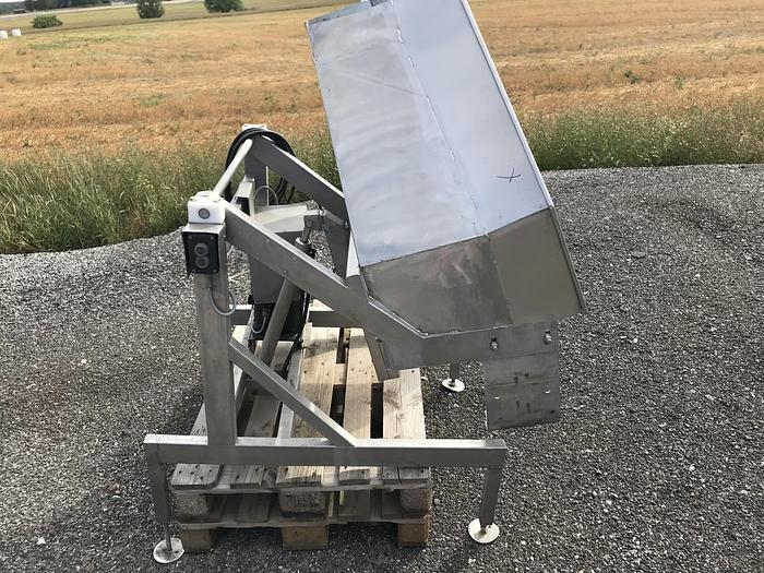 Använd Skänkvagnstipp 120cm med tratt