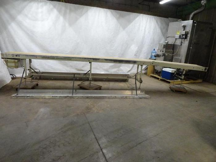 Used Amscomatic Conveyor; Md#ST-6-14-15