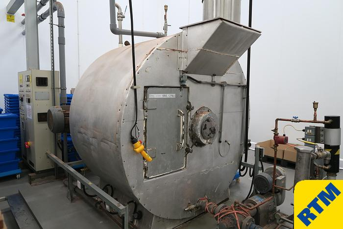 Used Universal Refiner Conche