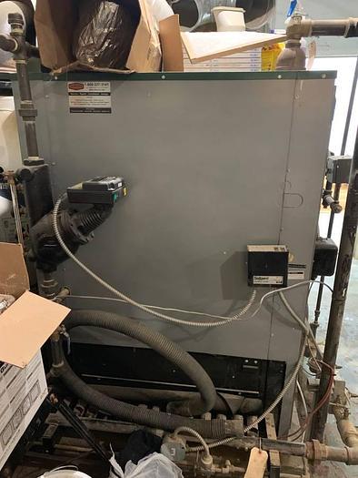 Peerless Commercial Steam Hot Water Boiler Series 211A