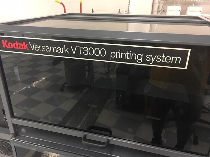 Used Kodak VT 3000 Systems
