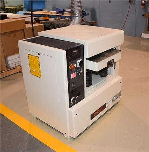 2002 SCM GROUP S520
