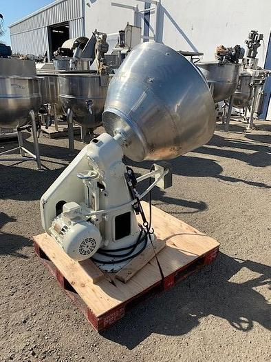 Used Manesty Coating -Panning Drum CP2