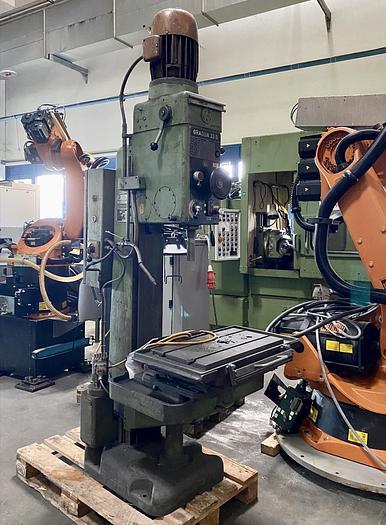 Gebraucht Säulenbohrmaschine WEBO GRADUA 23 G