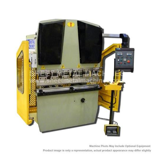 U.S. INDUSTRIAL Hydraulic Press Brake USHB22-4