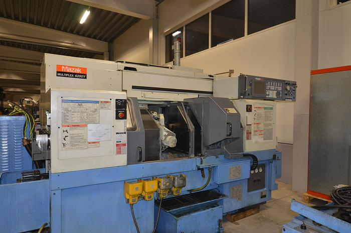 MS75 - Mazak Multiplex 6200 Y