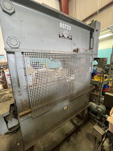 Used RODGERS S200-13-4GH 200 TON HYDRAULIC SHOP PRESS