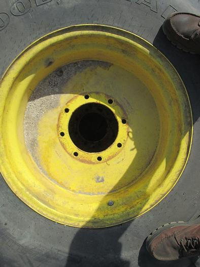 Goodyear 23.1-26 Turf Tires And Rims