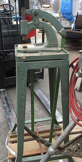 Used Handy No. 15 Manual Grommet Machine