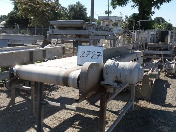 34'' Wide x 12' Long Conveyor Belt #2727