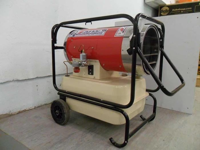 Used Large Hotgun kerosine Blow Heater