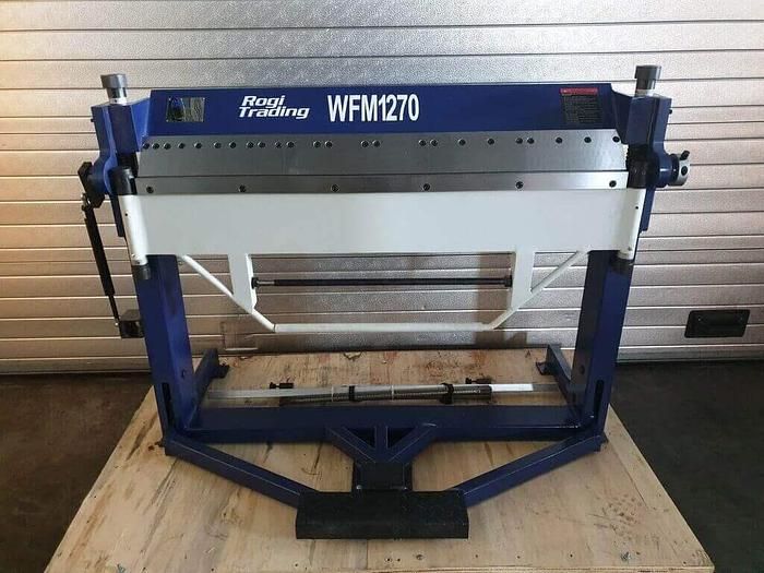 WFM1270 - ROGI Manual Bending Machine