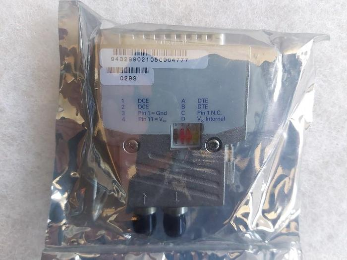 Fiberoptic Module V.24, OZDV 2451 G, Hirschmann,  neu